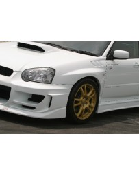 ChargeSpeed Impreza WRX D1Fender Duct 20mm