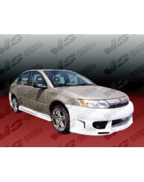 VIS Racing 2003-2006 Saturn Ion 4Dr Evo Side Skirts