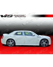 VIS Racing 2005-2010 Chrysler 300/300C 4Dr Evo Side Skirts