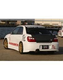 ChargeSpeed Impreza WRX Type-1 Rear Bumper