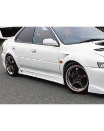 ChargeSpeed Subaru Impreza Type-2 GC-8 Side Skirt