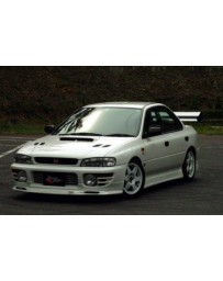 ChargeSpeed Impreza GC-8 Type1 W/ Type 2 Side Skirts Kit