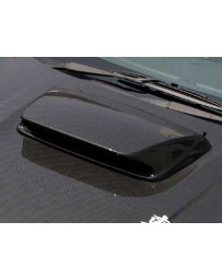 ChargeSpeed Subaru WRX GC-8 Carbon Hood Duct GD-B STi Style