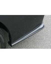 ChargeSpeed 2012-2015 Impreza 4Dr CF Rear Caps