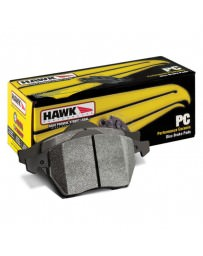 Focus ST 2013+ Hawk Performance Ceramic Front Brake Pads