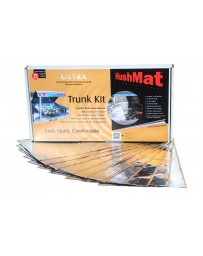 Focus ST 2013+ HushMat Trunk Custom Vehicle Insulation Kit