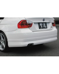 ChargeSpeed 05-08 BMW E90 3-SERIES 4Dr REAR SKIRT