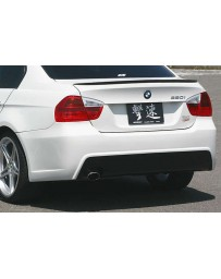 ChargeSpeed 2005-2008 BMW E90 3 SERIES SEDAN REAR BUMPER