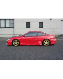 ChargeSpeed 95-05 Cavalier Side Skirts (Japanese FRP) Pair