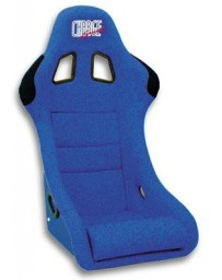 ChargeSpeed Bucket Racing Seat Shark Type Carbon Blue OG