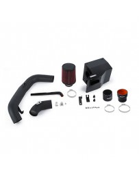 Focus ST 2013+ Mishimoto Performance Black Wrinkle Aluminum Cold-Air Intake