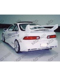 VIS Racing Universal Invader Gtr Spoiler With Led Light