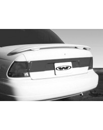 VIS Racing 1996-1999 Saturn Sl Custom 2 Leg Wing With Light