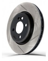 Focus ST 2013+ StopTech Slotted AeroRotors Zinc Coating