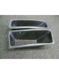 ChargeSpeed Universal Air Duct Nismo Carbon