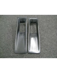 ChargeSpeed Universal Air Duct Bumper Type-A Carbon