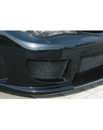 ChargeSpeed Aluminum Mesh Grill Black Med