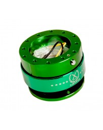 NRG Quick Release Gen 2.0 - Green Body / Green Ring