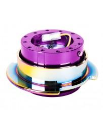NRG Quick Release Gen 2.5 - Purple Body / Neochrome Ring