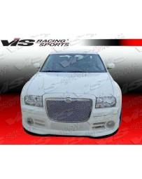 VIS Racing 2005-2010 Chrysler 300C 4Dr Evo Front Lip