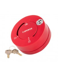 NRG Quick Lock - Red