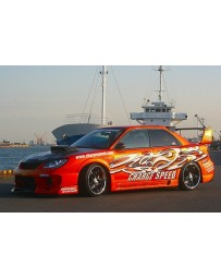 ChargeSpeed Subaru Impreza Super GT Wide Body 3D