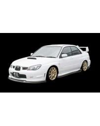 ChargeSpeed Subaru WRX Bottom Line Full Lip Kit Type1 (FRP)