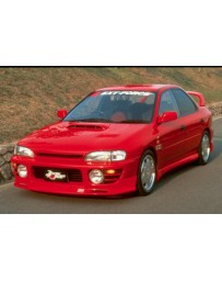 ChargeSpeed 95-01 Impreza GC-8 Version 1 Front Grill
