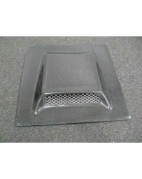 ChargeSpeed Universal Air Duct Type-A Carbon