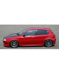 ChargeSpeed 00-04 Alfa Romeo 3/ 5Dr Side Skirts