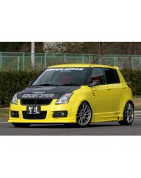 ChargeSpeed 04-09 Suzuki Swift Sport 5Dr HB Half Type Full Kit