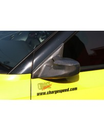 ChargeSpeed 04-09 Swift Sport ZC31S Aero Mirror FRP