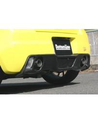 ChargeSpeed 04-09 Swift Sport ZC31S Rear Diffuser Carbon