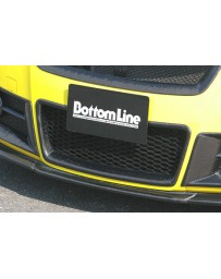 ChargeSpeed 04-09 Swift Front Bumper Center Grill Carbon