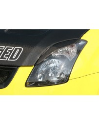 ChargeSpeed 04-09 Swift Sport ZC31S Eye Line Carbon