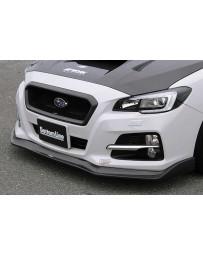 ChargeSpeed 2015 Impreza Levorg 5D BottomLine Carbon Front Lip