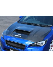 ChargeSpeed 2015-20 Subaru WRX 4Dr Carbon Hood