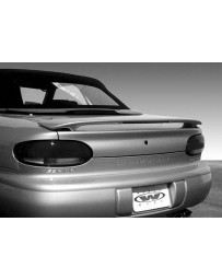 VIS Racing 1996-2000 Chrysler Sebring Convertible Custom 2 Leg Wing With Light