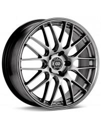Enkei EKM3 18x7.5 5x114.3 45mm Offset Hyper Silver Wheel