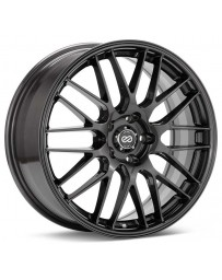 Enkei EKM3 18x8 5x112 Bolt Pattern 45mm Offset 72.6 Bore Dia Performance Gunmetal Wheel