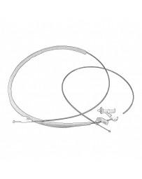 Nissan OEM Trunk Lid & Gas Filler Opener Cable - Nissan Skyline R34 GT-R GTT