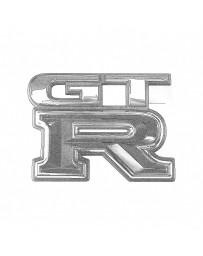 Nissan OEM Trunk Emblem - Nissan Skyline R33 GT-R