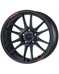 Enkei GTC01RR 18x8.5 5x100 42mm Offset Matte Gunmetallic Wheel
