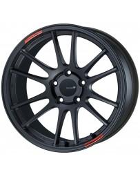 Enkei GTC01RR 18x11 5x114.3 16mm Offset Matte Gunmetallic Wheel *Special Order*