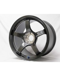 Advan Racing TCIII Wheel 18x9.5 5x100 45mm Dark Gunmetal