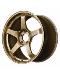 Advan Racing GT Premium Version 19x9.5 +22 5-112 Racing Umber Bronze Wheel