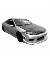 VIS Racing 1999-2003 Mercury Cougar 2Dr Striker Front Bumper