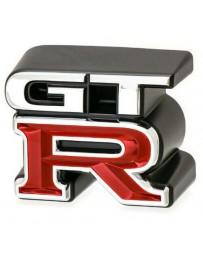 Nissan OEM Grill Emblem - Nissan Skyline R34 GT-R
