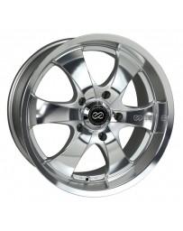 Enkei M6 Universal Truck & SUV 20x9 10mm Offset 6x139.7 BP 108.5mm Bore Mirror Finish Wheel