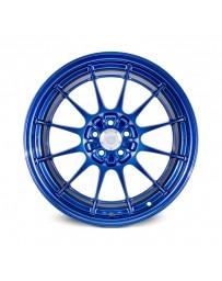Enkei NT03+M 18x9.5 5x100 40mm Offset Victory Blue Wheel
